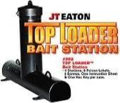 EATON TOP LOADER CASE of 6 professional pest management