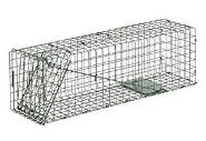 SQUIRREL CAGE ea exterminator supplies