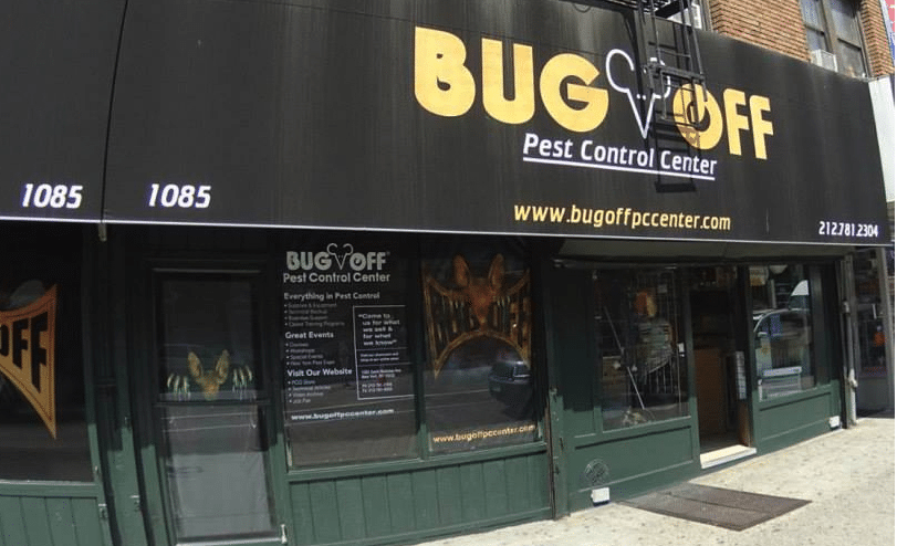 Pest Control Supplies | Bug Off Pest Control Center