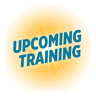 Upcoming Training